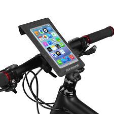 ROCKBROS 100% Wasserdicht Fahrrad Halterung Handy Smartphone Tasche Lenkertasche