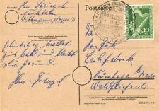 Echte Echtheitsgarantie Briefmarken aus Berlin (1948-1990) mit Einzelfrankatur