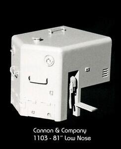 "Cannon & Company HO LN-1103 81"" EMD Low Short Hood  MODELRRSUPPLY   $5 Coupon"