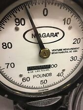 Niagara Venture Measurement Meter with Counter Pounds / Gallon