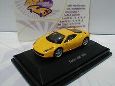 Schuco 26132 # Ferrari 458 Italia Voiture de sport année de fabrication 2014 in ferrarigelb 1:87