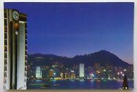 Sheraton Hong Kong Hotel Kowloon Postcard (P256)