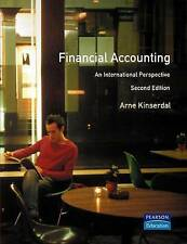 Very Good, Financial Accounting: An International Perspective, Kinserdal, A., Ki