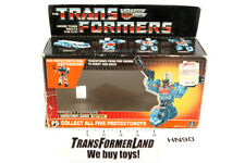 Hot Spot Package 1986 Vintage Hasbro G1 Transformers