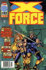 X-Force #64 VF/NM; Marvel | save on shipping - details inside