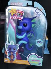 AUTHENTIC WowWee FINGERLINGS Baby Dragon LUNA New HTF 2018
