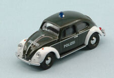 Volkswagen VW Kafer Polizei (Schuco Quality) 1:64 Model EDITORIA