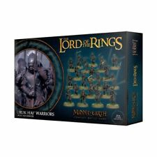 Uruk-Hai Warriors - Lord of the Rings - Games Workshop - Unopened