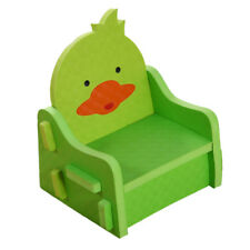 Non Toxic Green Duck PE Foam Kids DIY Chair Pretend Play Chairs Puzzle Stool
