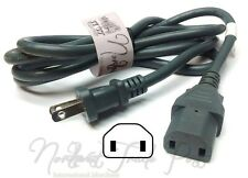 AC Power Cord for Denon DVD Blu-Ray DISC Player 2-Prong Lead Supply Mains Cable