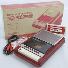 Nintendo Cassette Data Recorder HVC-008 For Family Basic Famicom JAPAN Game 2413