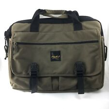 Eddie Bauer Briefcase Backpack Hybrid Convertible Nylon Laptop Carry On Bag