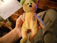 Peace Ty Beanie Baby Perfect Condtion