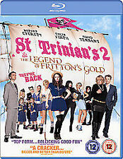 St. Trinians 2 - The Legend Of Fritton's Gold (Blu-ray, 2010)