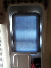 Camco RV Door Window Cover Sunshield Screen Sun Camper Travel Trailer Motorhome