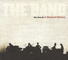 The Best of a Musical History [Remaster] by The Band (CD, Apr-2007, Capitol/EMI