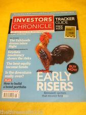 INVESTORS CHRONICLE - OIL THE FALKLANDS DREAM - JUNE 19 2009