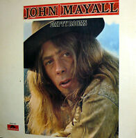 JOHN MAYALL EMPTY ROOMS  1970 ORIGINAL LP ITA