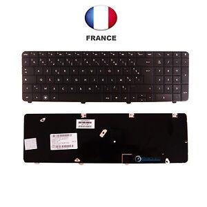 Clavier Français AZERTY type 615850-051 603137-051 pour ordinateur portable