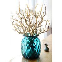 2 stk. Kunstpflanzen Künstliche Zweige Pflanzen Dekopflanzen