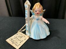 "A Josef Original Collectible Angel ~ ""The First Year"" w/Tag ~ 3"" Tall"