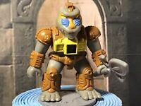 Battle Beasts MANIC MANDRILL #60 with Rub & Weapon TAKARA Hasbro