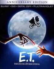 blu-ray E.T. The Extra-Terrestrial Steelbook Edition  EXCLUSIVE ET Spielberg