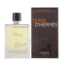 Hermes Terre D'Hermes Eau de Toilette Spray 3.3oz 100ml * New in Box Sealed *