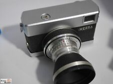 Carl Zeiss Jena Camera Werra With Leather Bag Lens Meyer Görlitz