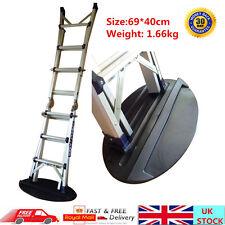 Anti Slip Rubber Ladder Mat Stabiliser LadderMat Safety Feet Leveller 69*40CM