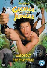 George Of The Jungle (Brendan Fraser Disney) New DVD R4