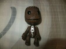 Little Big Planet SACKBOY 4.5in Action Figure video game toys Mouth closed