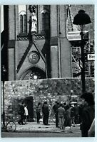 Berlin Germany Gedachtniskirche Kaiser Wilhelm Memorial Church 4X6 Postcard D72