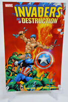 The Invaders Eve of Destruction Universe Marvel Comics TPB Trade Paperback New