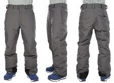 Columbia Mens Bomb Cyclone Pants, S/XL/XXL Gray - Waterproof, Insulated - NWT!