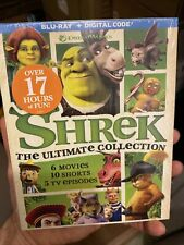 Shrek: The Ultimate Collection Blu-ray - No Digital - Disc Untouched