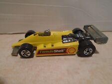 New listing 1982 VINTAGE MATTEL HOT WHEELS SHELL GAS FORMULA 1 RACE CAR MINT IN ORIGINAL PKG