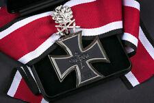 Ritterkreuz d. Eisernen Kreuzes + Eichenlaub mit Schwertern 800 u. L/12 Marker
