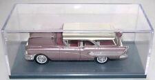 Neo Scale Models 1:43 1958 Buick Century Caballero Wagon Resin Met. Lavender