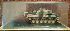 Altaya M60A3 Egyptian Army Alexandria (Egypt) 1999 Tank NEW