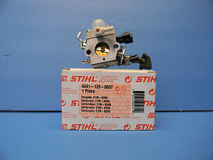 STIHL BLOWER BG56 BG86 SH56 SH86 OEM CARBURETOR NEW # 4241 120 0607 ------ UP440
