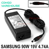 19V 4.74a Genuine Charger AC Adapter For Samsung R517 R518 R522 R530 R580 series