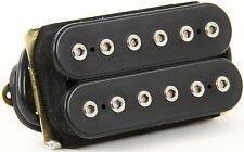 NEW DiMarzio Super Distortion Humbucker PICKUP F SPACED Black DP100 DP100FBK