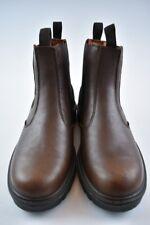 Grisport Chelsea Boots UNISEX Braun Leder Gr.38