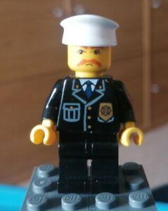 *LEGO CITY POLICE mini figure -cty0128- Policeman