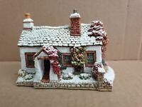 "Lilliput Lane ""Winter at Skirsgill"" Mint,  Boxed +Deeds   (no 135)"