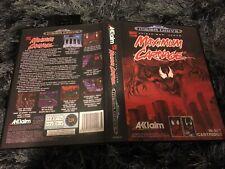 Maximum Carnage SEGA Mega Drive PAL Version - Custom Game - Grade AAA+++