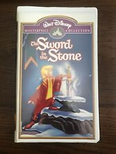 The Sword in the Stone (VHS, 1998), BRAND NEW, SEALED, Never Opened, VHS 229 ed.