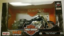 MAISTO 1:12 MOTO HARLEY DAVIDSON 2013 FLHRC ROAD KING CLASSIC  ART 32320