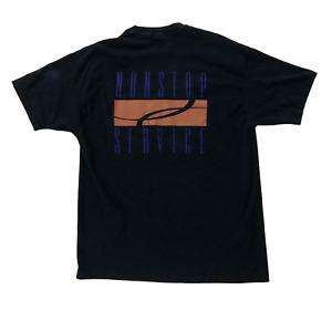 MCI FAA Lincs Nonstop Service Air Traffic Control Vintage 90s Technology T-Shirt